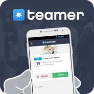Teamer - Équipe sportive App