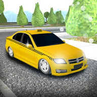 Free Crazy Town Taxi Parking 2