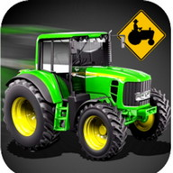 Tractor Farm Cargo Parking - Take this tractor for a spin