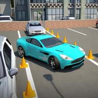 Parkplatz 3D: Stadt fahren