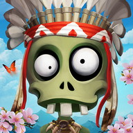 Zombie Castaways - Help a zombie transform into a human for love