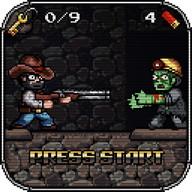 Zombie Mine -Retro Piattaforma