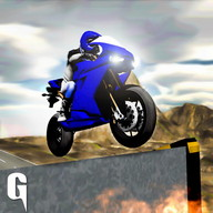 Extreme Bike Race Stunts