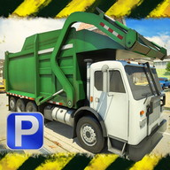 Garbage Truck Simulator 3D Racing Games 2017