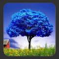3D Trees Live Wallpaper