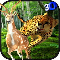 African Cheetah Survival Sim