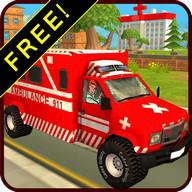Ambulance Race Rescue Sim 911
