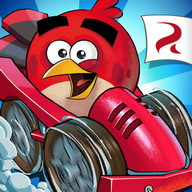 Angry Birds Go! - Angry Birds characters star in a racing game