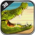 Angry Crocodile Simulator 3D