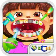 Baby Couple Dentist Salon