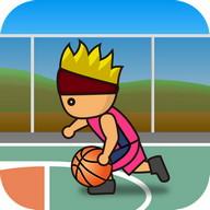 トニーくんのバスケがしたいです Basket shot