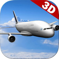 Big Airplane Flight Simulator