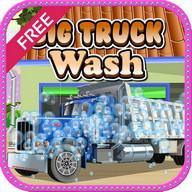 LKW-Wasch Auto-Spiele