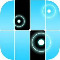 Black Tiles™ : Piano Master