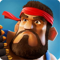 Boom Beach - Make your fort on the beach and attack enemy islands