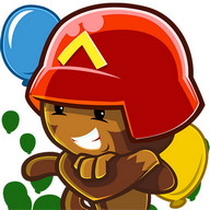 Bloons TD Battles - Continue the balloon battle between powerful generals