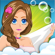Dress up-Soap Bubbles Princess