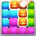 candy block puzzle - Halloween