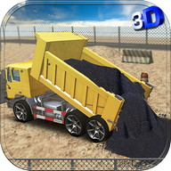 City Construction Road Builder