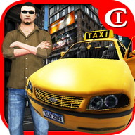 City Taxi Driver Simulator 3D