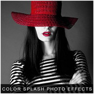 Color Splash Photo Effect
