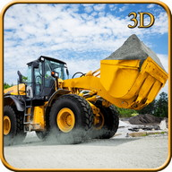 Construction Loader Sim