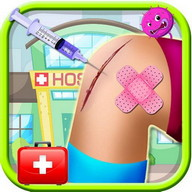 Kids Knee ER Surgery Doctor