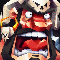 Crush Your Enemies - Command a gang of barbarians through strategic battles