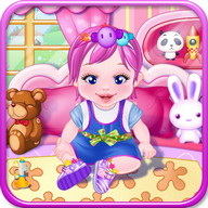 Cute baby girls games