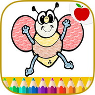 Kids Paint: Easy Coloring Game
