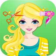 Emma's Hair Salon Kids Games