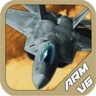 F22 Fighter Desert Storm-Armv6