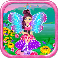 fairy bathing girls games