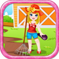 Girl farm games for girls
