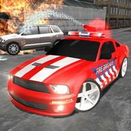 Fahrer Feuerwehrmann Duty 3D