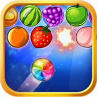 Fruit Bubble Mania