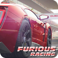Furious 7 Racing : AbuDhabi