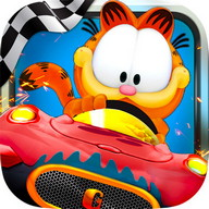 Garfield Kart - Join this racing game with Garfield and his friends