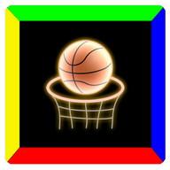 ग्लो बास्केटबॉल