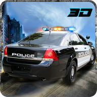 Grand vols de Police Car Zoute