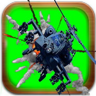 GUNSHIP TANKS BATTLE
