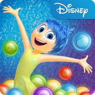 Inside Out Thought Bubbles - A bubble shooter set in the latest Pixar movie