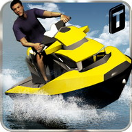Jet Ski Driving Simulator