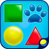 Дитячі ігри: дитячі форми