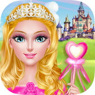 Magical Castle Princess Salon