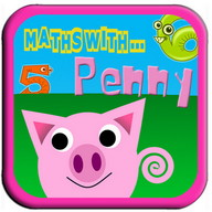 Maths with the pig Penny