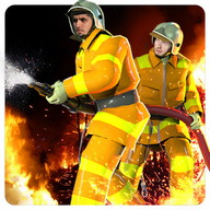 Modern Firefighter:City Fire