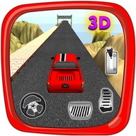Bukit Slot Car Racing 3D Arab