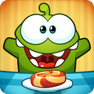 My Om Nom Free - Take care of the little monster from Cut the Rope
