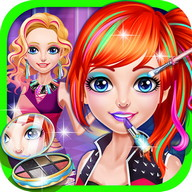 Naughty Girl Makeup Salon